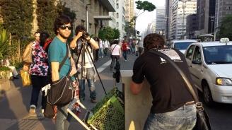 Equipe em São Paulo