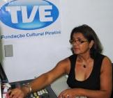 Entrevistas de Giselda e Magda na televisão