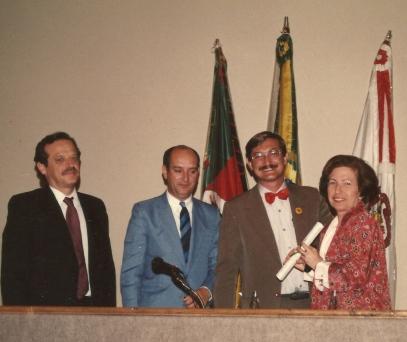 Giselda - Porto Alegre, 1990