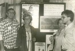 Em Nairobi - 1985