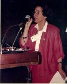 Giselda Castro na Legislação Ambiental, Brasília/D.F. 1987